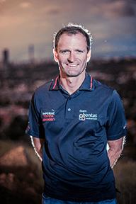 Barry Austin Team Bonitas Dr. Vie SuperKids South Africa