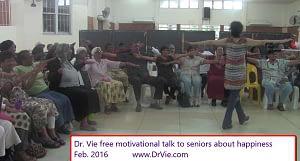 How To Motivate Seniors
