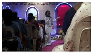 Dr. Vie-SuperConscious-talk-Shivarathri-night Africa