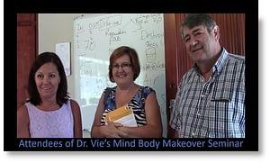 Mind body makeover program with Dr. Vie