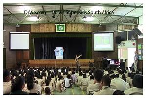 Dr. Vie SuperKids-South Africa-Inspirational-Talk