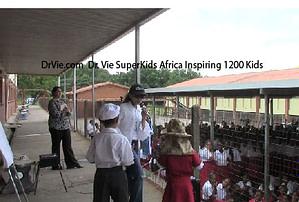 Dr. Vie SuperKids in Africa