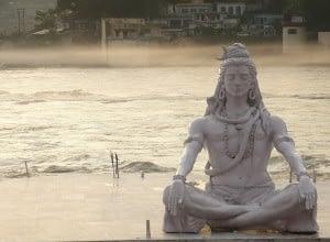 Dr Vie Lord Shiva river Ganges GNU copyright