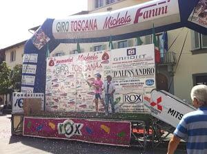Dr Vie Meagan Guarnier Giro Toscana 2011