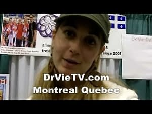 Dr Vie Superfoods Guinness Yoga World Record Breaker Montreal Quebec 2011
