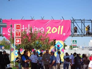 Dr Vie Pan Am games Mexico 2011