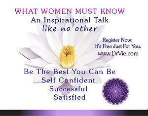 Inspiring Talks For Females