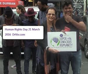 Human Rights Day with Youth and Elders 2016