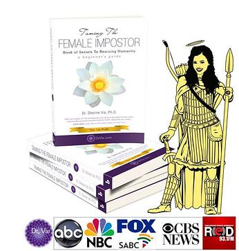 Sherine Vie Taming The Female Impostor Book of Secrets