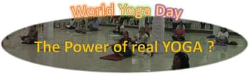 what is the Power of real YOGA