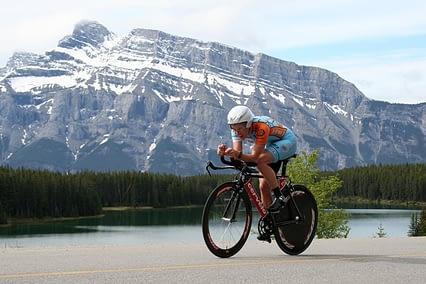 Dr-Vie-Local Ride Team Banff Laura Brown 2011