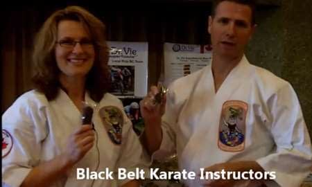 Karate teachers eat Dr. Vie Superfoods