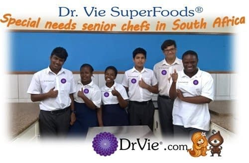 Dr Vie Superfoods empower special needs youth with wholesome jobs 2019