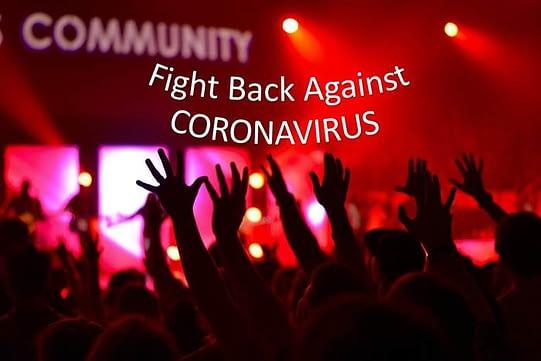 prevent the spread of coronavirus with hygiene training