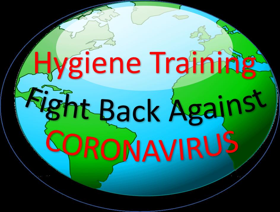 Hygiene tips how to fight prevent protect against coronavirus free training online